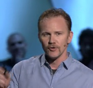 Morgan Spurlock TED Talk