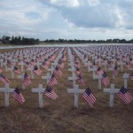 Take Time to Remember Crosses, Stars of David, Flags, Dog Tags