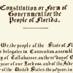 Florida Constitution