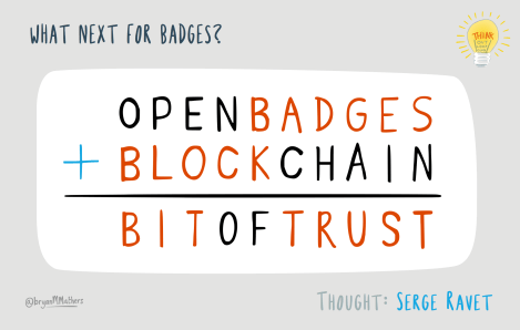 What next for Open Badges?