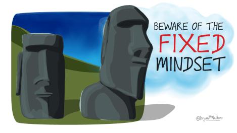 The fixed mindset