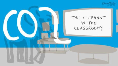 The elephant in the classroom