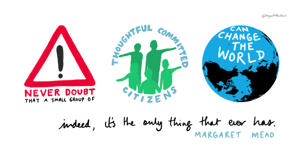 thoughtful committed citizens
