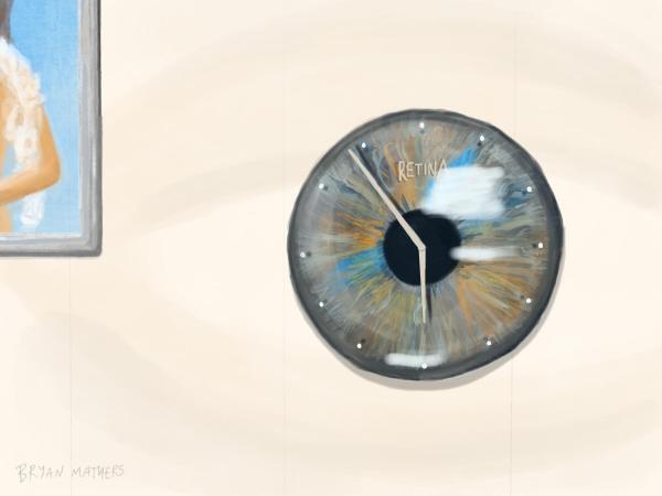 Eyeball Time