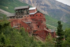 Kennecott Copper Mine, Wrangell-St. Elias National Park.