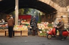 Market scene, Catania, Sicily