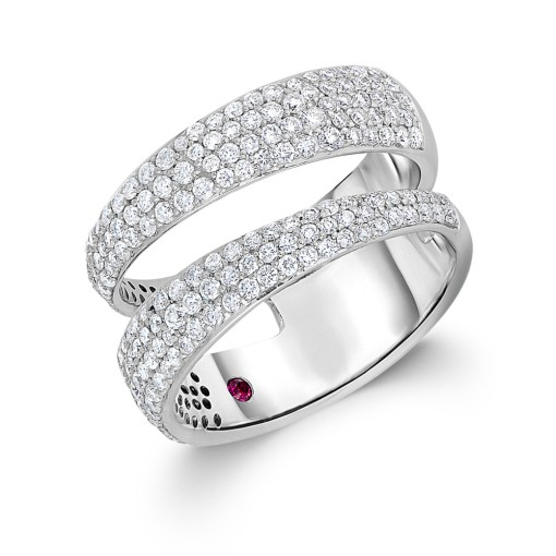 Roberto-Coin-Scalare-18K-White-Gold-2-Row-Ring-with-Diamonds-8881439AW65X