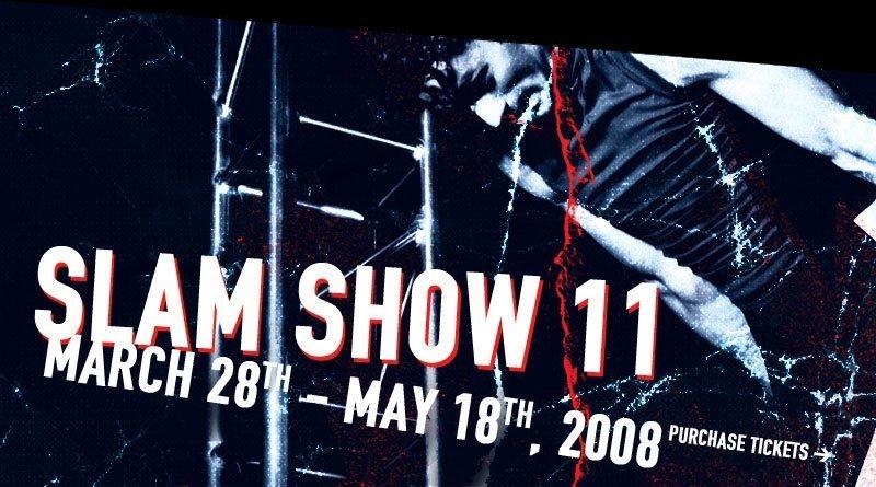 STREB SLAM show