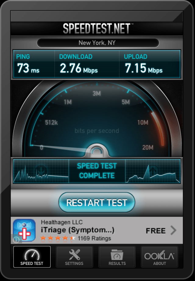 Verizon LTE on my iPad3