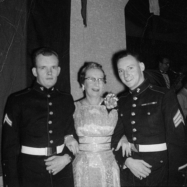 Sam Thatcher, Grandma, Uncle Bill Thatcher