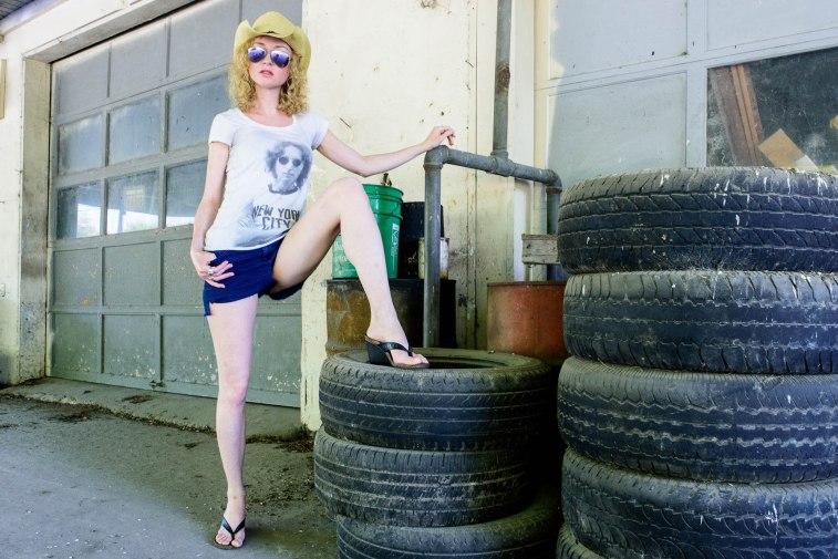 SuzyMae, spare tires