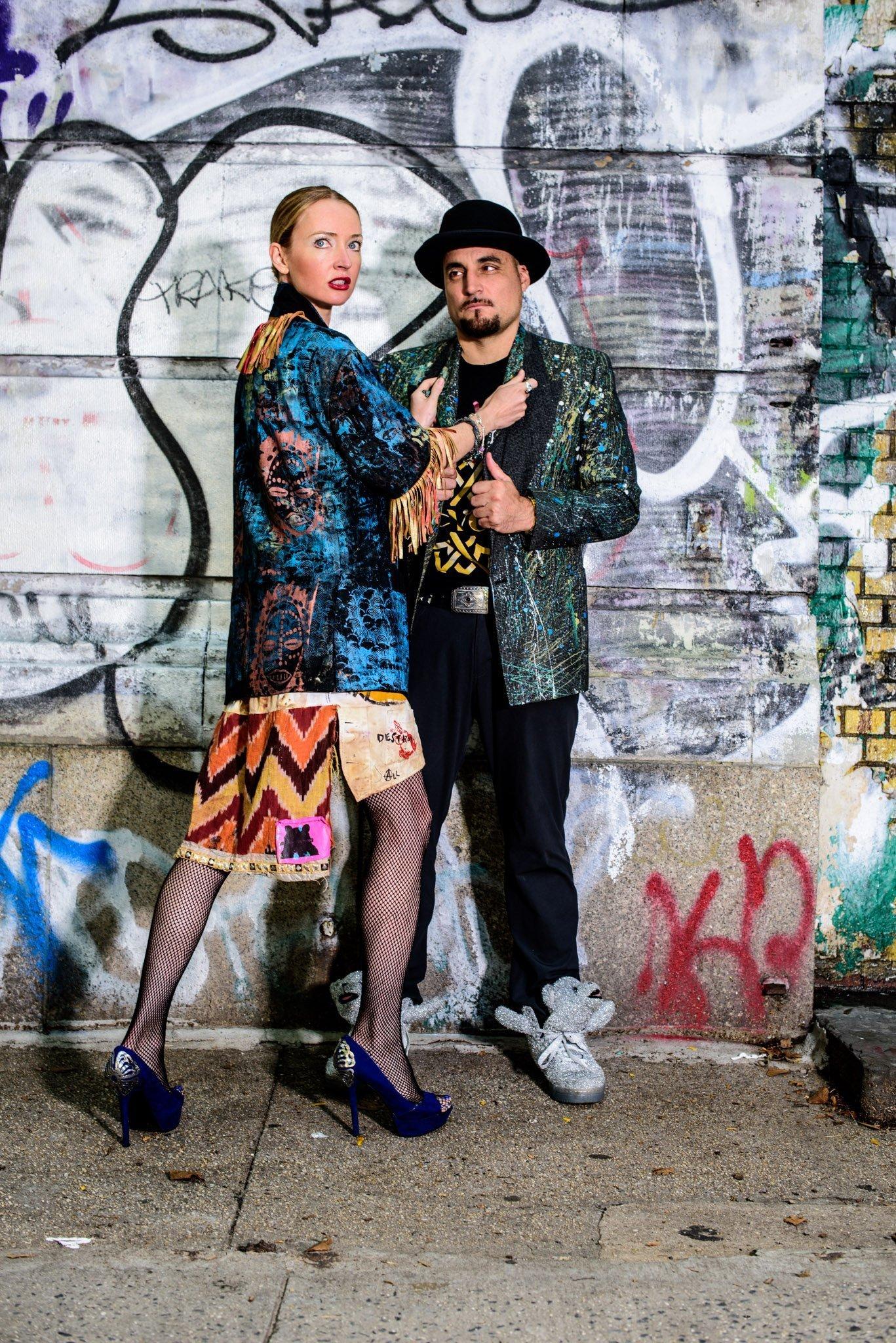SuzyMae & Daniel Chimowitz by Bryan Thatcher