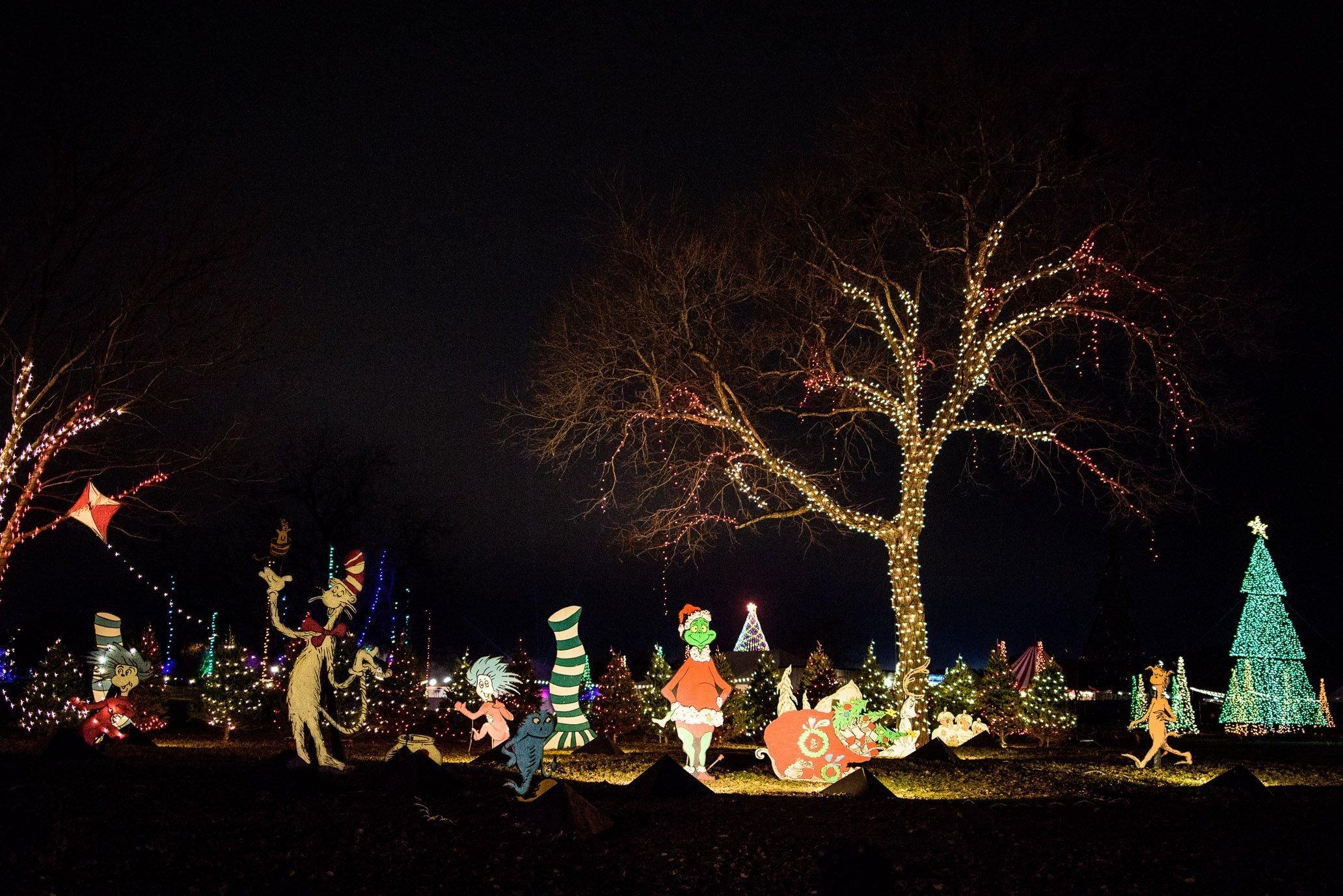 Trail of Lights, Dr, Seuss