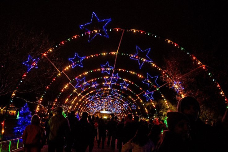 Trail of Lights, Texas Star