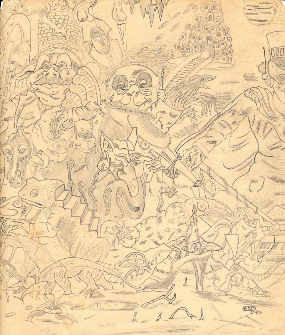 Drawing 1978