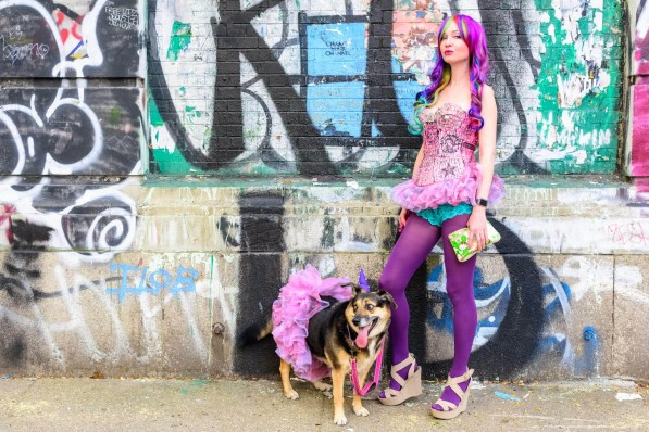 SuzyMae and Leila
