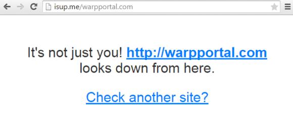 isup-warpportal