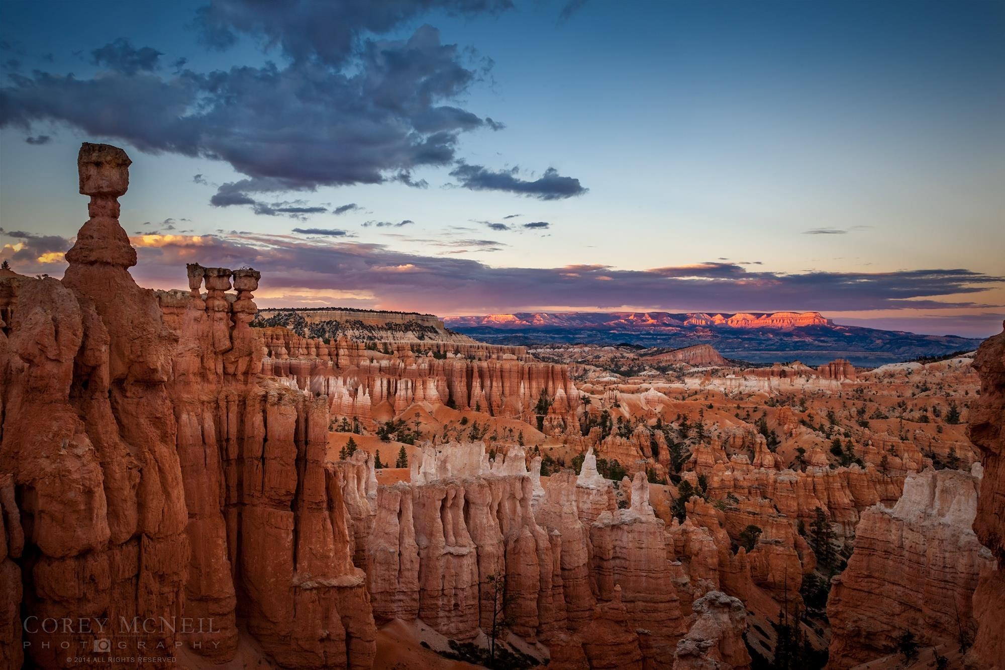 hight resolution of bryce canyon geology