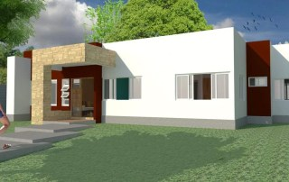 Diseño de Vivienda Unifamiliar - Casa VZ