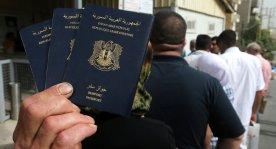 Fake Syrian Passports