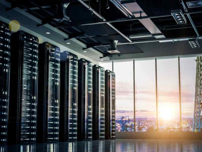 Datacenter with Skyline