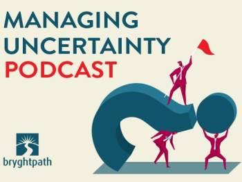 Managing Uncertainty Website Graphic