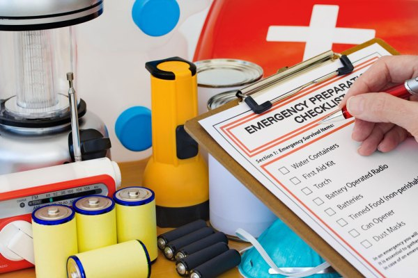 Four steps you can take today to improve your personal preparedness