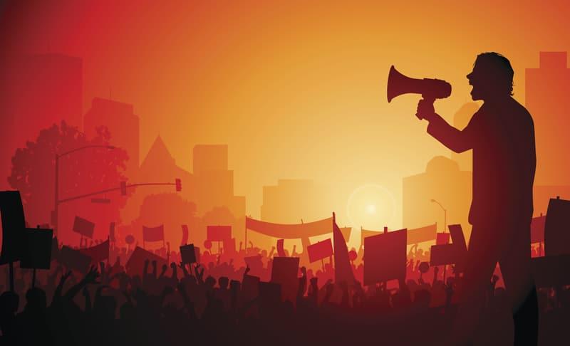 Social Activism Protest