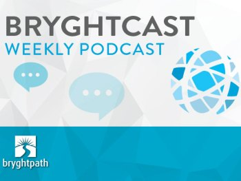 BryghtCast Weekly Logo