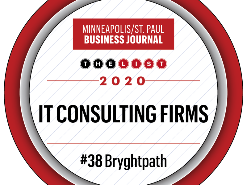 2020 IT Consulting Firms