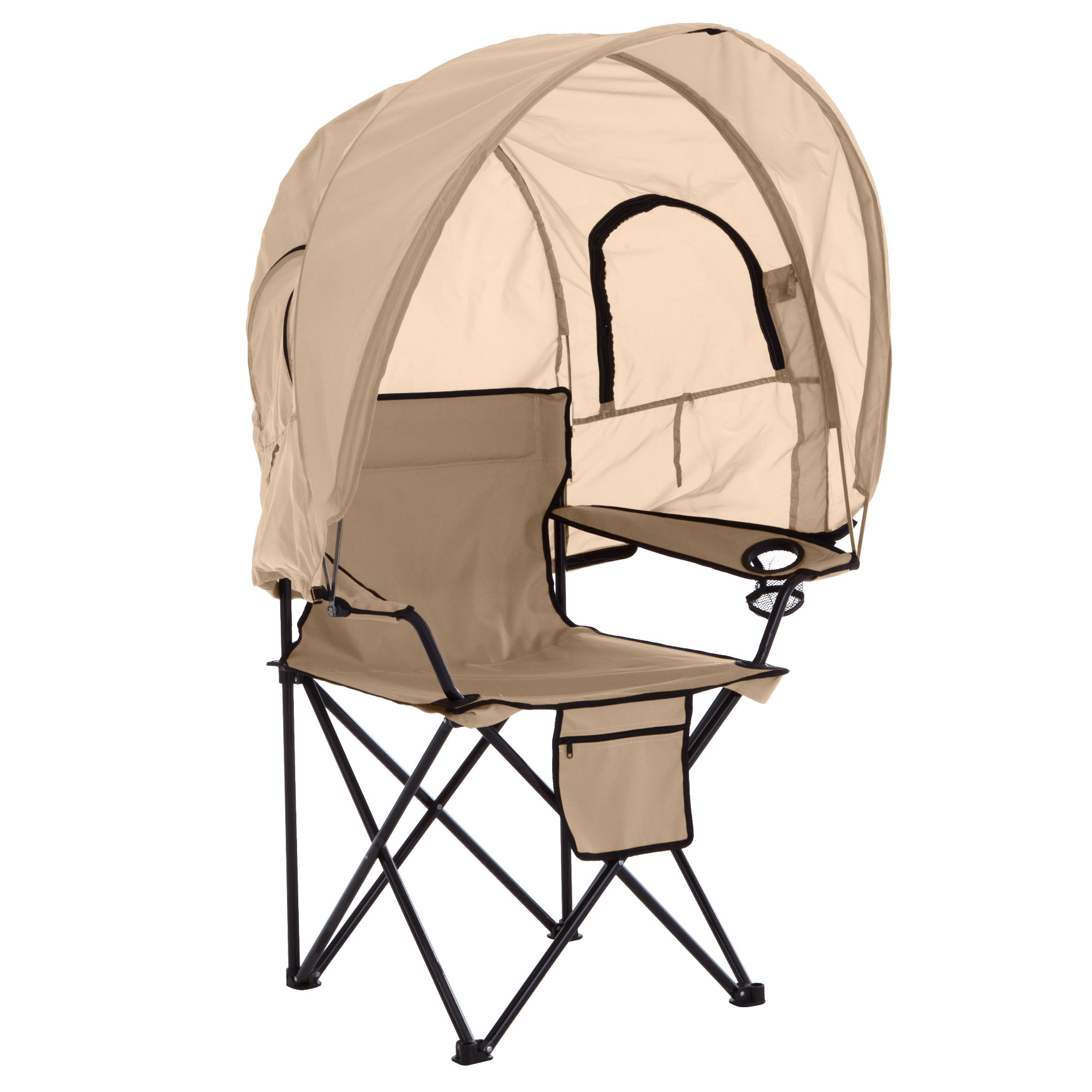 Camping Chairs With Canopy Camp Chair With Canopy Brylane Home