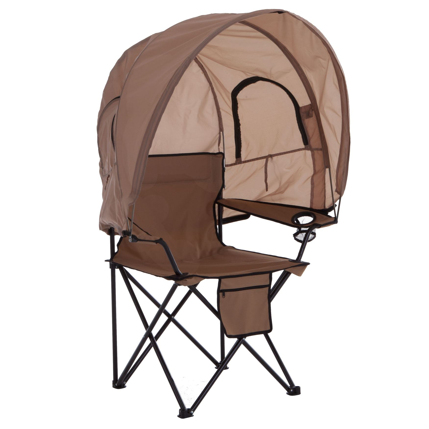 Camping Chairs With Canopy Camp Chair With Canopy Plus Size Outdoor Chairs