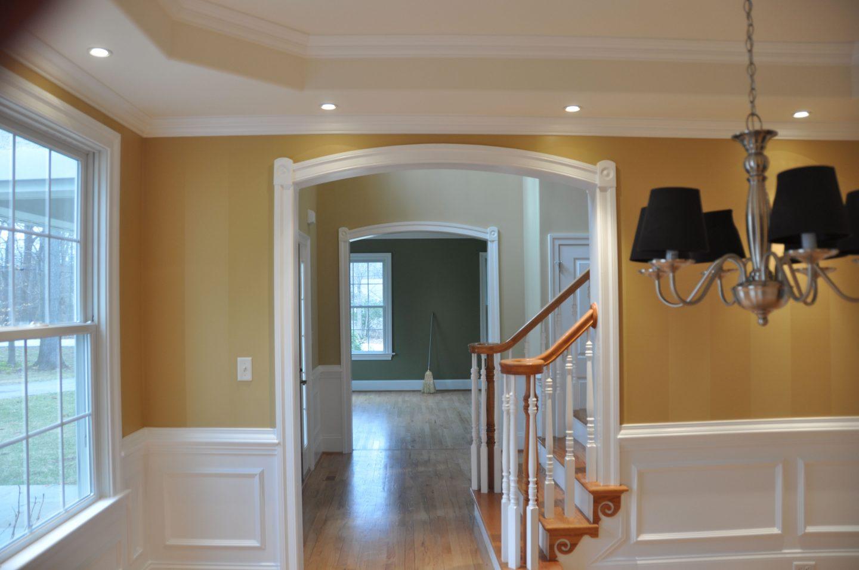 Interior Stripe Painter Main Line PA Painting Stripes