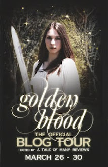 Golden Blood Blog Tour