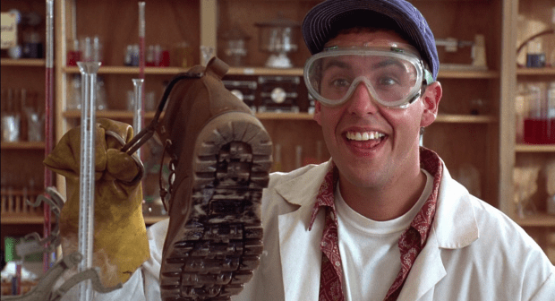 image from Billy Madison movie