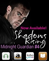 Shadows Rising, Book 4 now available in stores