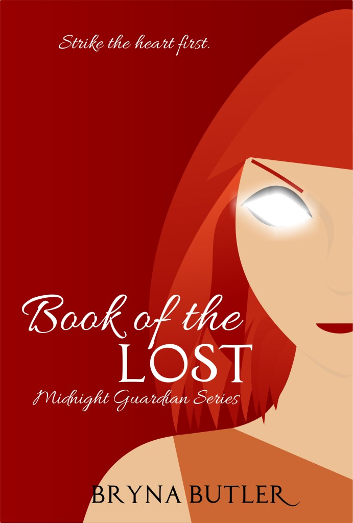 book cover for Book of the Lost