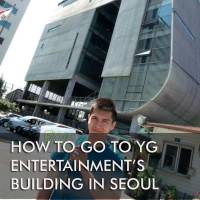 How to go to YG Entertainment's building in Seoul