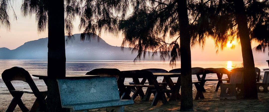 Sam Roi Yot Beach, Sam Roi Yot Thailand