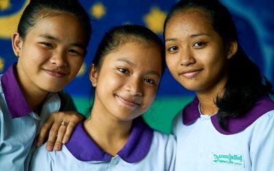 New Life School, Phnom Penh, Cambodia
