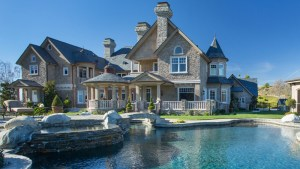 Southern California Luxury Real Estate Custom Website