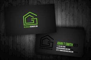 GGR Business Card Graphic Design