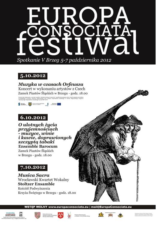 EUROPA CONSOCIATA FESTIWAL