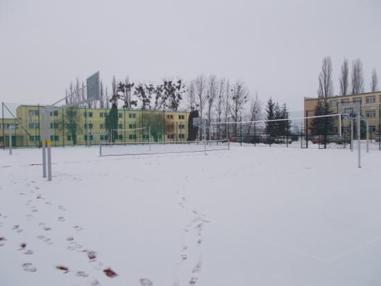 Boisko w Grodkowie już gotowe