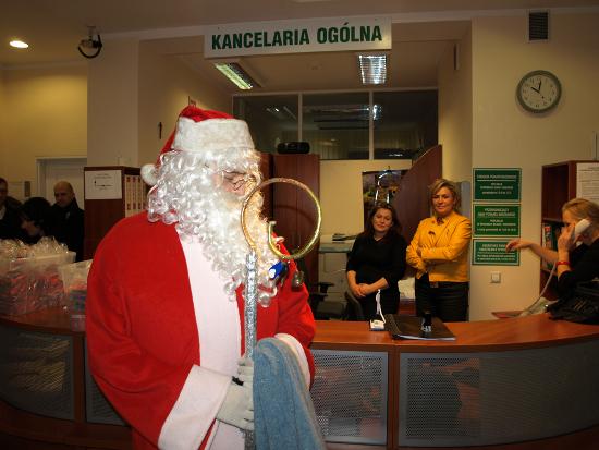 Wszyscy kochamy Świętego Mikołaja