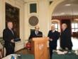 Nagroda dla prezesa ligi ochrony przyrody
