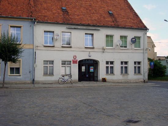 Wydział Komunikacji w Lewinie Brzeskim