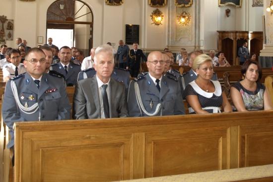 ŚWIĘTO POLICJI W POWIECIE BRZESKIM
