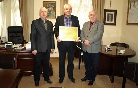 Certyfikat Euro Renoma dla brzeskiego starostwa