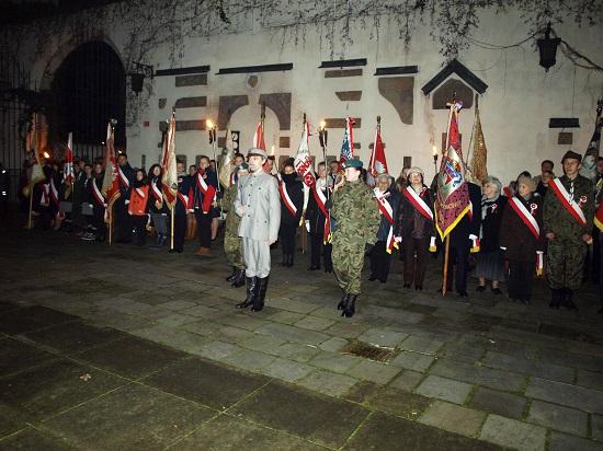 Powiat brzeski świętował 94. rocznicę odzyskania niepodległości